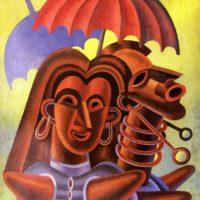 Fortunato Depero - Donne del tropico