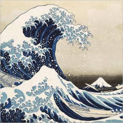 La Grande Arte al Cinema: Hokusai dal British Museum