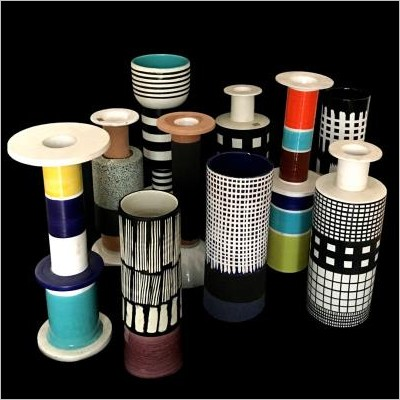 Ettore Sottsass. There is a Planet