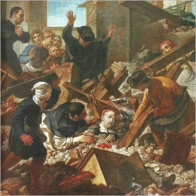 Capolavori barocchi. Due simboli dell'arte ferita dal sisma