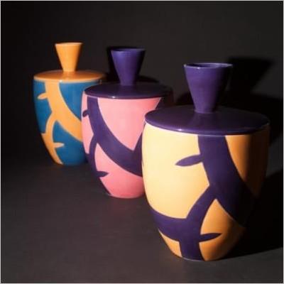 Sergio Cappelli e Patrizia Ranzo. Vasi e cose - Porcellane, terre e carta