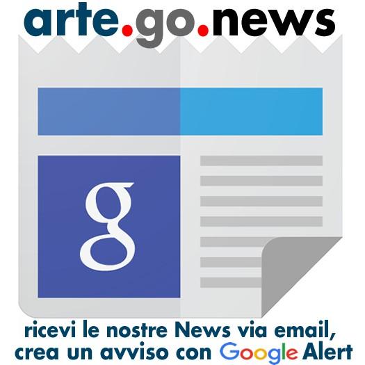 Le Notizie di arte.go in Google News
