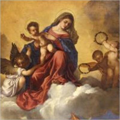 Tiziano, Sacra Conversazione 1520