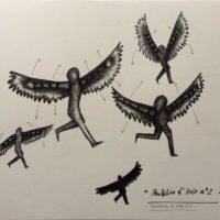 Andrea Bianconi. Flight system man
