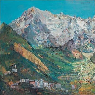 Appunti di territorio - Retrospettiva di pittura di Giulio Chimenti