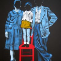 Daniela Caciagli. The family