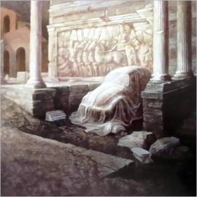 Giuliano Giuggioli. Archeologie - Segni di un passato in un tempo futuro