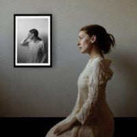 Montserrat Diaz e Alexi Paladino. I declare my shadow