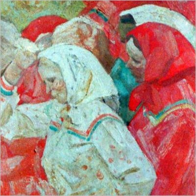 Scorci di un mondo scomparso - Opere di pittori russi