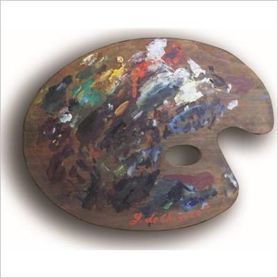 Tavolozze d'autore - L'alchimia del colore da De Chirico ai contemporanei
