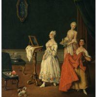 Attorno al Vetro e il suo riflesso nella pittura