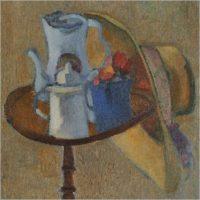 Chiara Luraghi vs Emma Jeker- complice la pittura