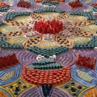 Clara Garesio. Rebirth Mandala: noi non diventiamo vecchi, ma più nuovi ogni giorno