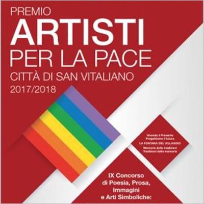 Concorso: Premio Artisti per la Pace - IX edizione
