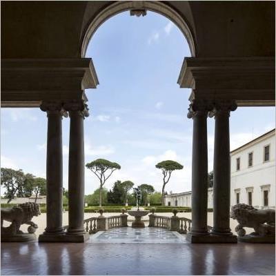 Concorso: Selezione dei borsisti dell'Accademia di Francia a Roma - Villa Medic
