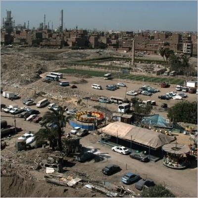 """Conferenza: """"111 anni dopo Schiaparelli. Gli scavi egiziani-tedeschi nel Tempio di Heliopolis"""""""