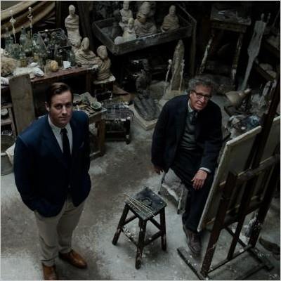 """""""Final portrait - L'arte di essere amici"""", il film su Alberto Giacometti"""
