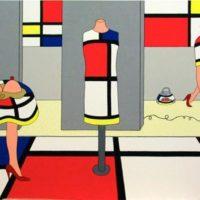 Giampaolo Atzeni. Mondrian è di moda