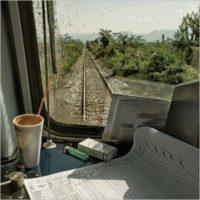 Marco Carlone. Pozor Vlak - ferrovia di uomini