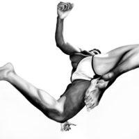 Silvia Caimi. Jump