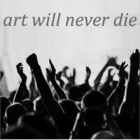 Art will never die. Una performance di Elsa Agalbato e Fabio Sargentini