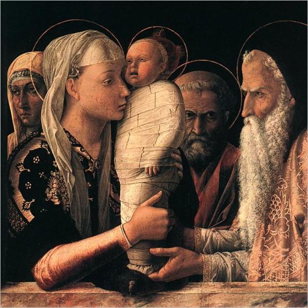 Bellini / Mantegna. Capolavori a confronto: le Presentazioni di Gesù al Tempio