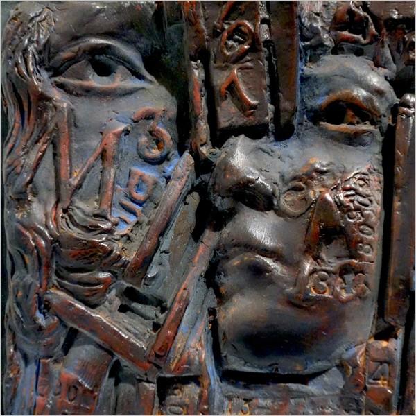 Giuseppe Pirozzi. Preghiere in terracotta