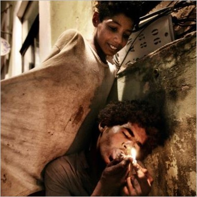 Paco. A drug story - Fotografie di Valerio Bispuri