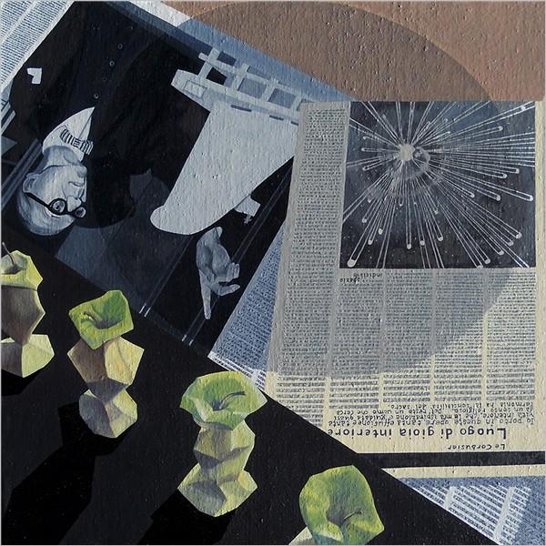 Paola De Rosa. Archè: dipinti e disegni d'architettura