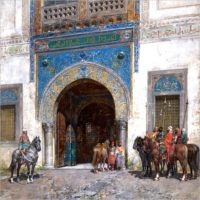 Pasini e l'Oriente - Luci e colori di terre lontane