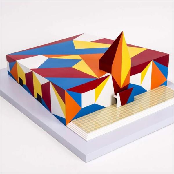 Atelier Mendini. Le Architetture
