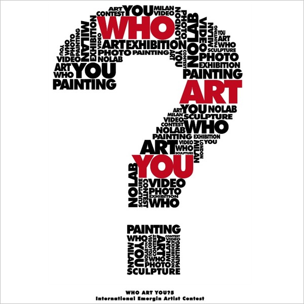 "Concorso: ""Who art you?"" - 5a edizione: The Rebirth"