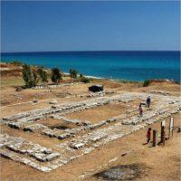 Il paesaggio architettonico del Parco Archeologico kauloniate