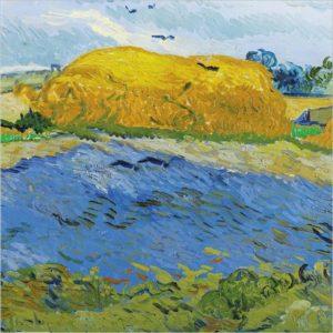 """La Grande Arte al Cinema: """"Van Gogh. Tra il grano e il cielo"""""""