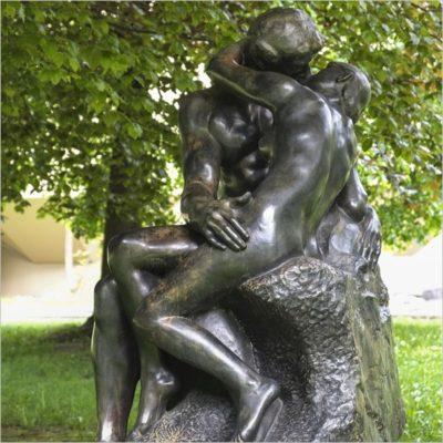 """""""Le Baiser"""" di Rodin in esposizione a Domodossola"""