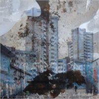 Livio Ninni. Mutation - Urban material