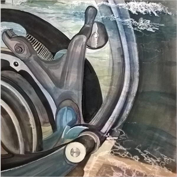Ritmi e cromie delle acque - Mostra collettiva