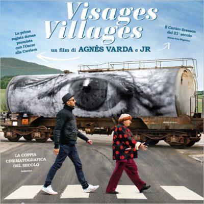 """""""Visages, Villages"""", un film di Agnès Varda e JR"""