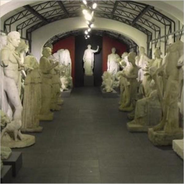 Visita guidata al Deposito delle sculture di Villa Borghese
