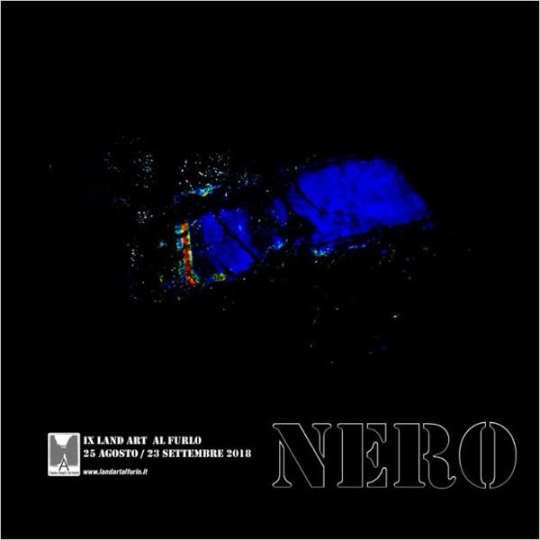 """Bando per la IX edizione di Land Art al Furlo - """"Nero"""""""