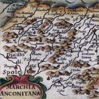 Da Potentia a Monte Santo - 2000 anni di storia nelle antiche mappe