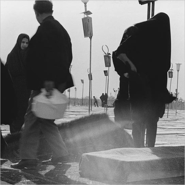 Genesis of a latent vision: a window onto Contemporary Art Photography in Iran