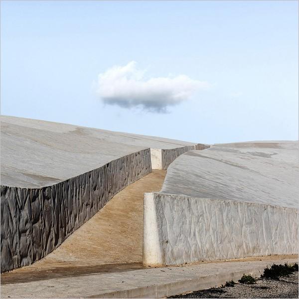Il Cretto Grande - Fotografie di Massimo Siragusa