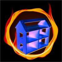 Performance: Burning Home. Libera i ricordi con il fuoco