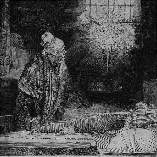 Rembrandt, incisioni