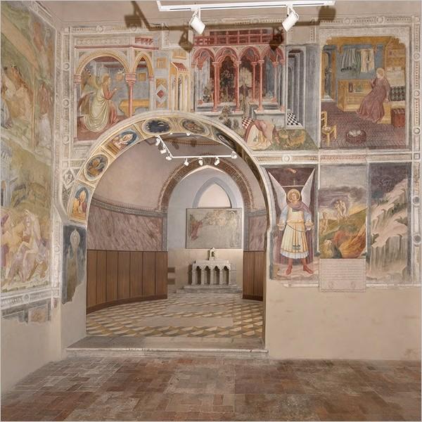 Visita guidata: l'Oratorio di San Michele e il Castello di Padova