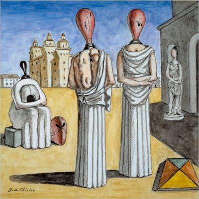 Giorgio de Chirico e la Neometafisica
