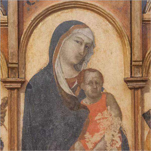 Gubbio al tempo di Giotto - Tesori d'arte nella terra di Oderisi