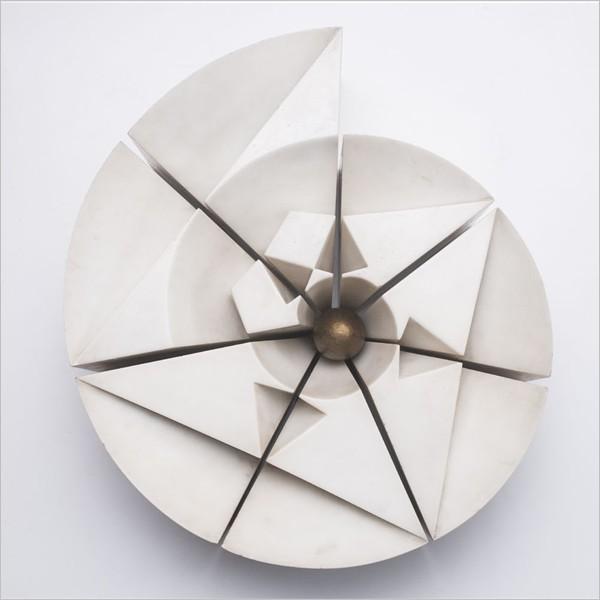 Iginio Balderi. Geometrie della forma