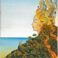 Inseguendo Donnafugata - Le illustrazioni di Stefano Vitale, il vino e la Sicilia